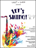 Affiche Let's swing!