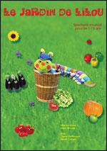 Affiche Le jardin de lilou