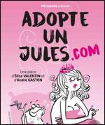 Affiche Adopte un jules