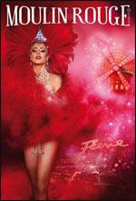Affiche Revue feerie + champagne