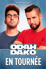 Affiche Odah & dako