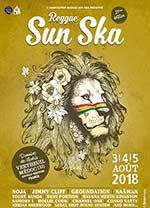Affiche Reggae sun ska 21 - vendredi