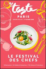 Affiche Taste of paris - session soirée