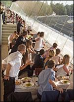 Affiche Restaurant panoramique