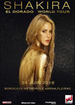 Affiche Shakira