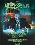 Affiche Hellfest warm up tour 2k18