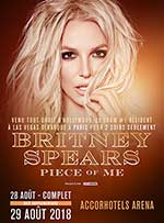Affiche Britney spears - piece of me