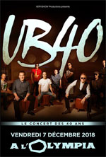 Affiche Ub40