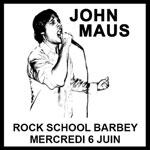 Affiche John maus