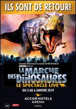 Affiche La marche des dinosaures