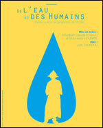 Affiche De l'eau et des humains