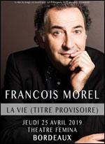 Affiche Francois morel