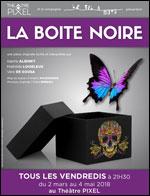 Affiche La boite noire