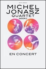 Affiche Michel jonasz quartet