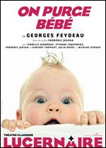 Affiche On purge bebe