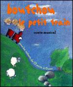 Affiche Boutchou le petit train