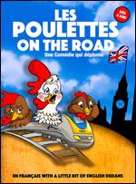 Affiche Les poulettes on the road