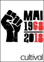Affiche Dans les pas de de mai 68