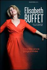 Affiche Elisabeth buffet