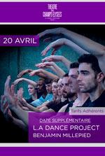 Affiche L.a. dance project