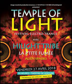 Affiche Temple of night