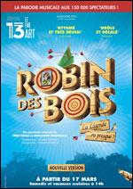 Affiche Robin des bois, la legende...