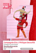 Affiche Compagnie dca / philippe decouflã‰