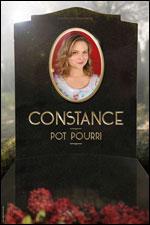 Affiche Constance  pot pourri