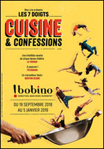 Affiche Cuisine & confessions