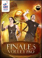 Affiche Finales volley pro 2018