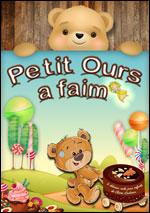 Affiche Petit ours a faim