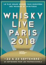 Affiche Whisky live paris