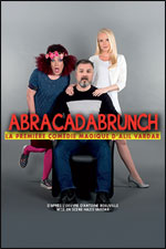 Affiche Abracadabrunch