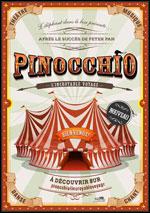 Affiche Pinocchio,