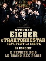 Affiche Stephan eicher & traktorkestar