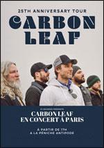 Affiche Carbon leaf