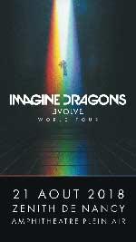 Affiche Imagine dragons