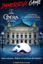 Affiche Inside opera