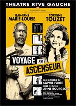 Affiche Voyage en ascenseur