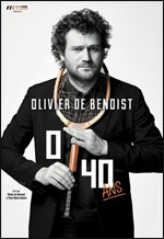 Affiche Olivier de benoist