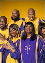 Affiche The glory gospel singers