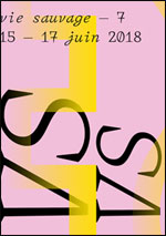 Affiche Festival vie sauvage 2018