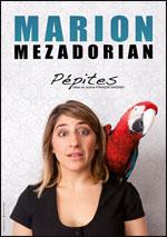 Affiche Marion mezadorian