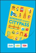 Affiche Bordeaux metropole citypass