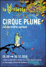 Affiche Cirque plume