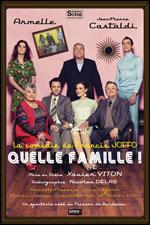 Affiche Quelle famille !