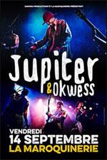 Affiche Jupiter & okwess
