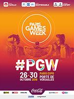 Affiche Paris games week