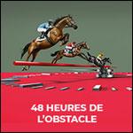 Affiche 48h de l'obstacle