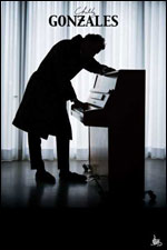 Affiche Chilly gonzales